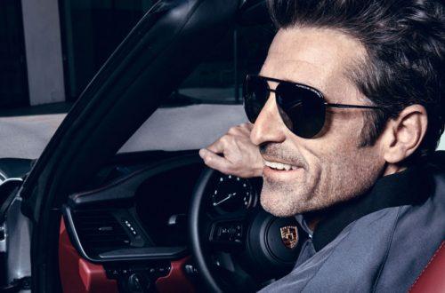 Porsche Design Sonnenbrille - Patrick Dempsey