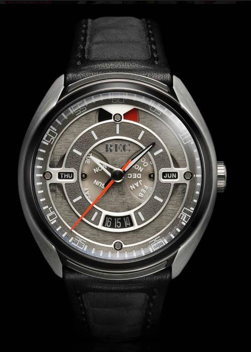 REC Watches Porsche 911