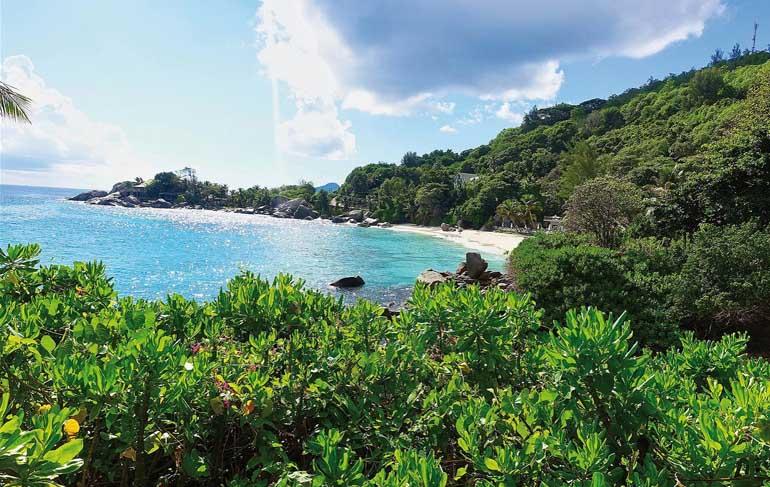 Carana Beach - Mahe - Seychellen