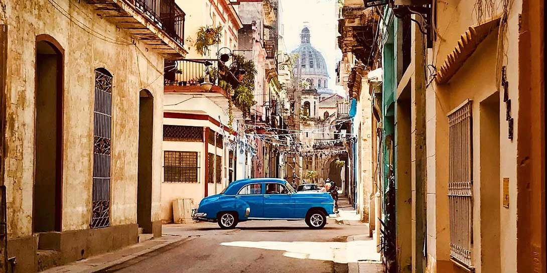 Roadtrip durch Cuba