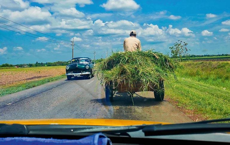 Auf dem Weg nach Trinidad