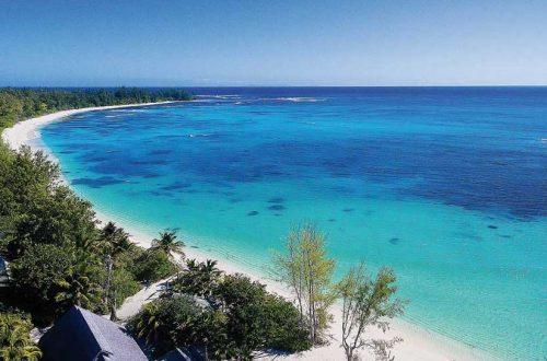 Denis Island Seychellen