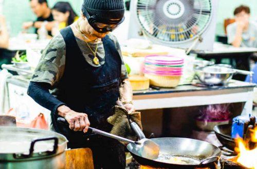 essen in bangkok