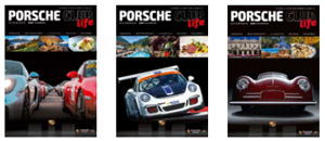 Porsche Club life Magazin