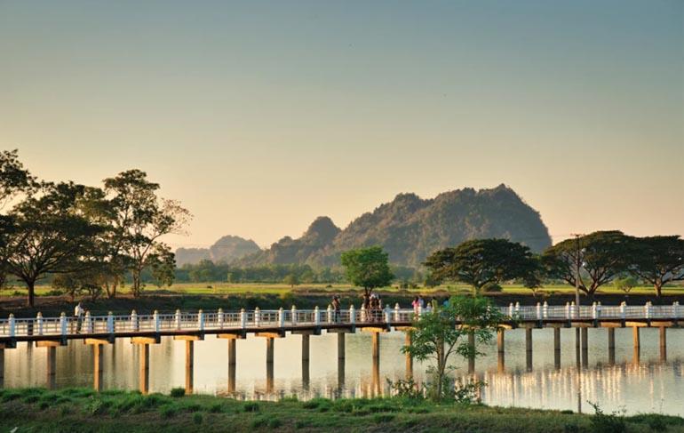 Roadtrip Myanmar