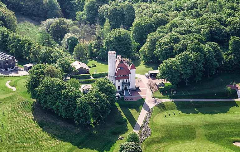 Schloss Ranzow - Hotel, Golf, Wellness