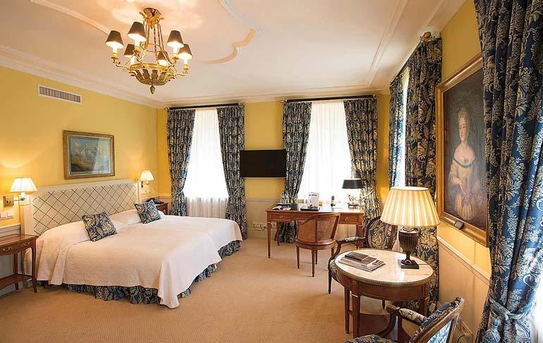 Schlosshotel Friedrichsruhe Zimmer