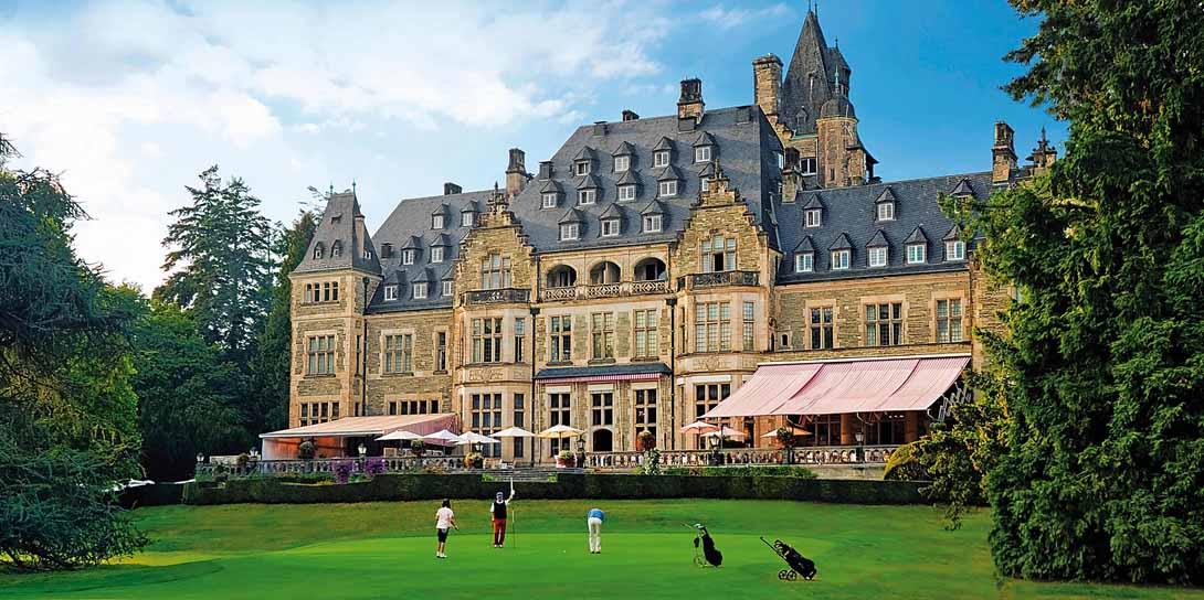 Gourmetsalon Schlosshotel Kronberg