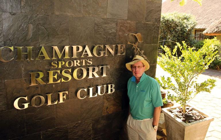 Champagne Sports Resort - Golf Südafrika