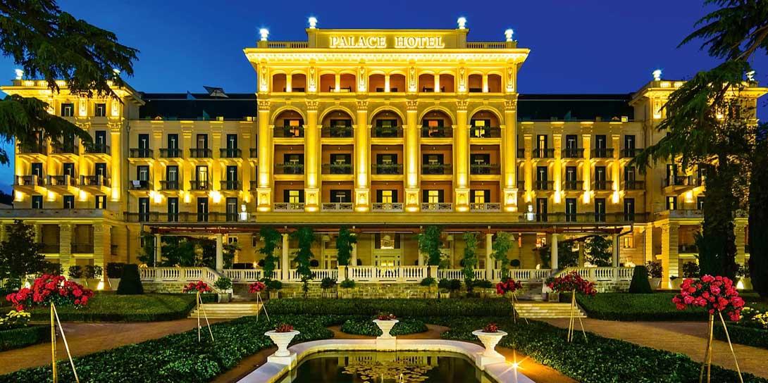 Kempinski Palace Portorož Istria