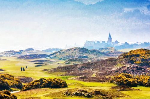 The Royal County Down Golf Club