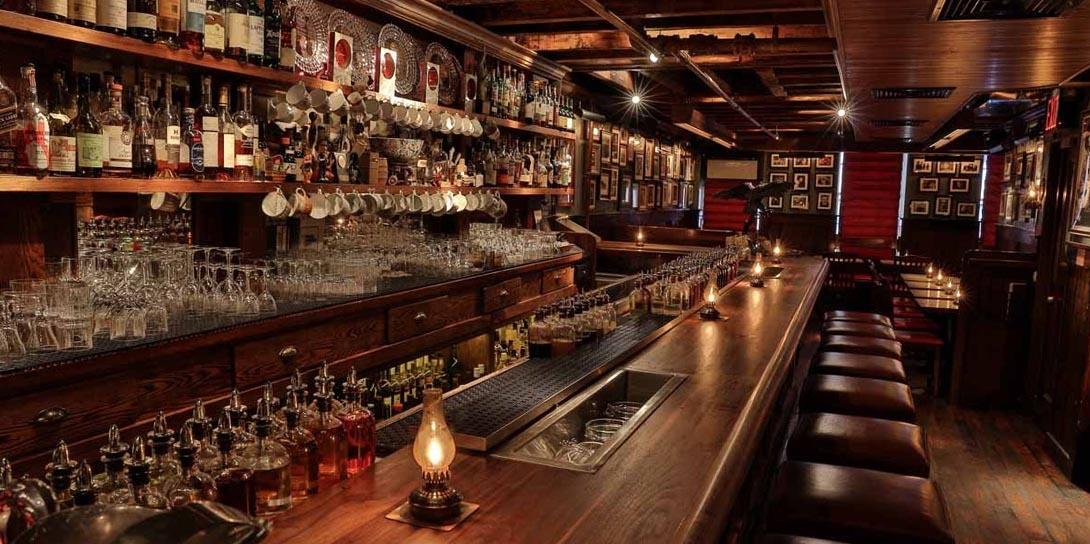 The Dead Rabbit Bar