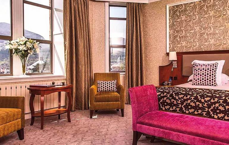 Hotel - The Royal County Down Golf Club