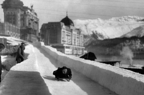 Kulm Hotel - St. Moritz
