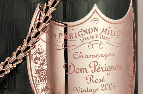 BVLGARI x Dom Pérignon