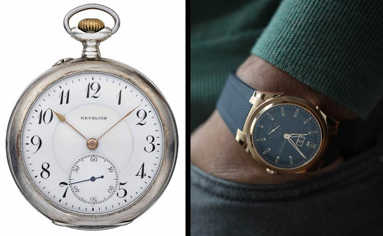 Investment in Uhren