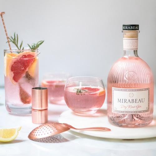 Maison Mirabeau Rosé Gin