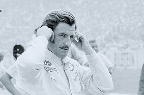 Graham Hill Verlosung - Gewinnspiel