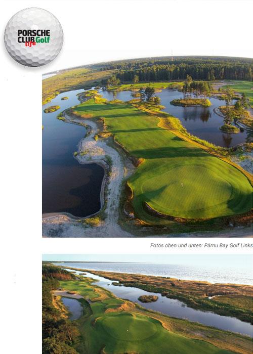 Golf in Estland