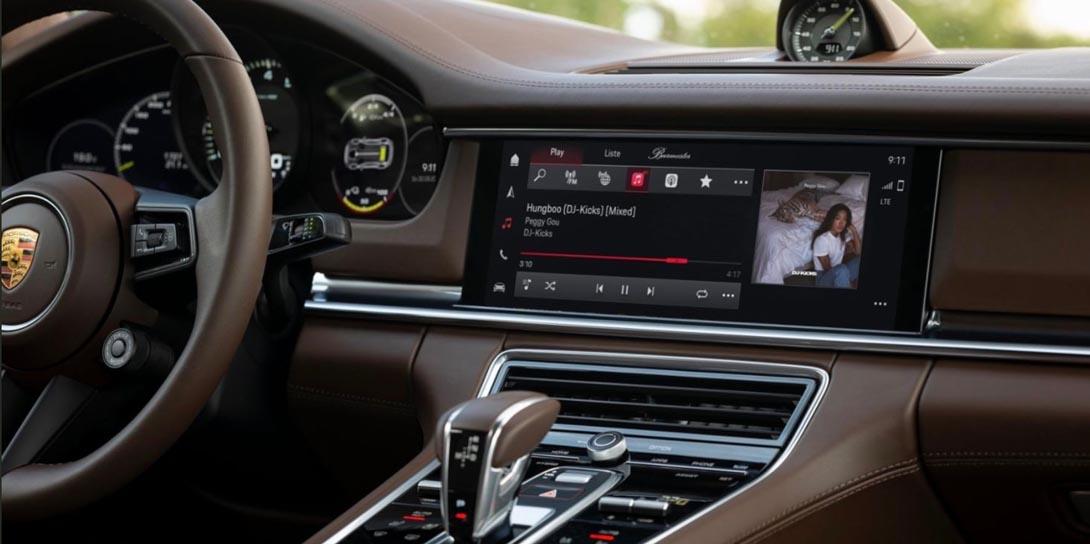 Porsche Infotainmentsystem