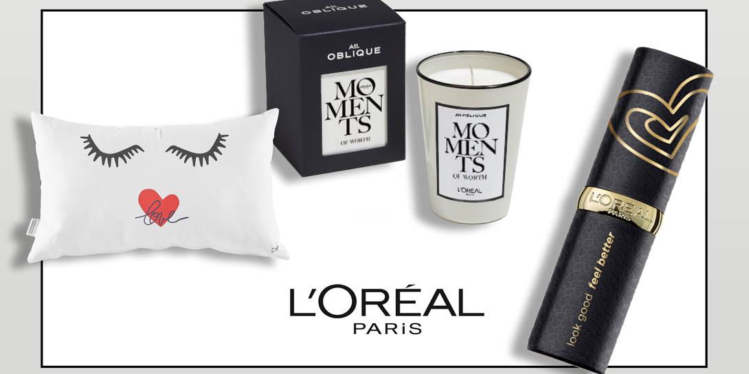 L'Oréal Paris x DKMS